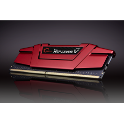 DDR4 Ripjaws V Series - RED
