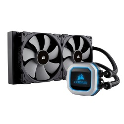 H115i PRO RGB 280mm Liquid CPU Cooler