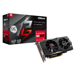 AsRock Phantom Gaming D RX580 8G OC