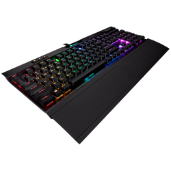 K70 RGB MK.2 Low Profile RAPIDFIRE Mechanical Gaming Keyboard — CHERRY® MX Low Profile Rapidfire