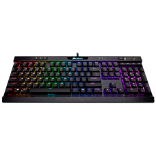 Corsair K70 RGB MK.2 Low Profile Mechanical Gaming Keyboard — CHERRY® MX Low Profile Red