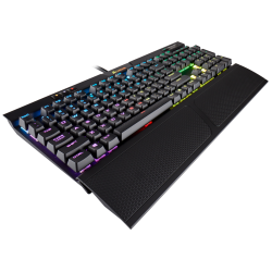 Corsair K70 RGB MK.2 Mechanical Gaming Keyboard — CHERRY® MX Brown