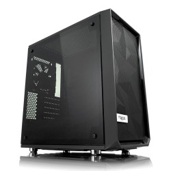 Fractal Design Meshify C Mini - Dark Glass
