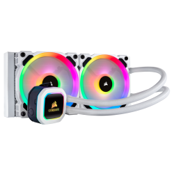 Corsair Hydro Series™ H100i RGB PLATINUM SE 240mm Liquid CPU Cooler