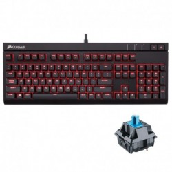 STRAFE RED LED Mechanical Gaming Keyboard