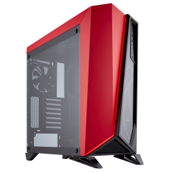 Carbide Series® SPEC-OMEGA Tempered Glass Gaming Case